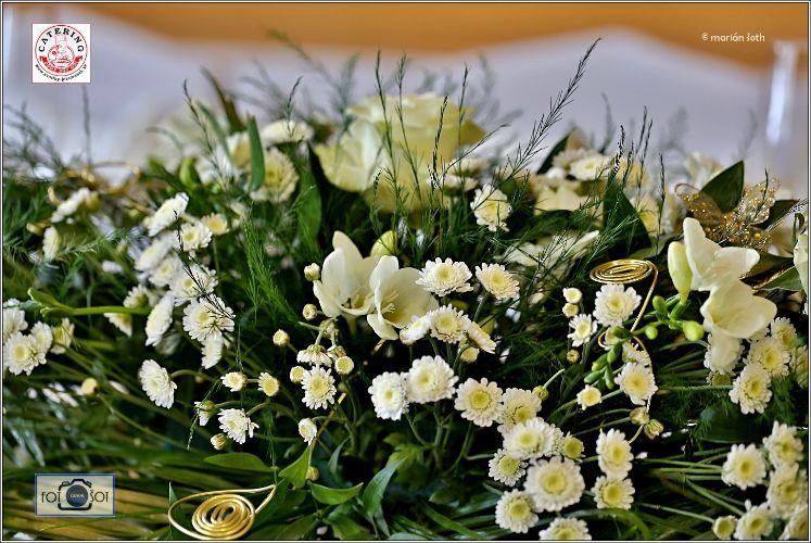 výzdoba svadobného stola bardejov
