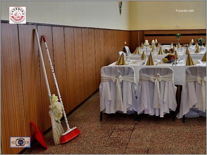 svadobná výzdoba štvorce