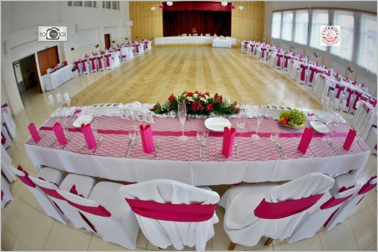 svadobná výzdoba ružová bardejov